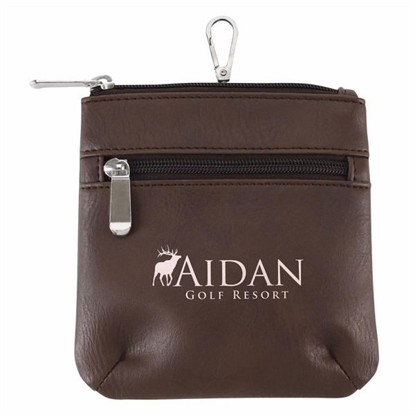 Throw Back Golf Pouch | Quality Concepts, Inc  - Event gift